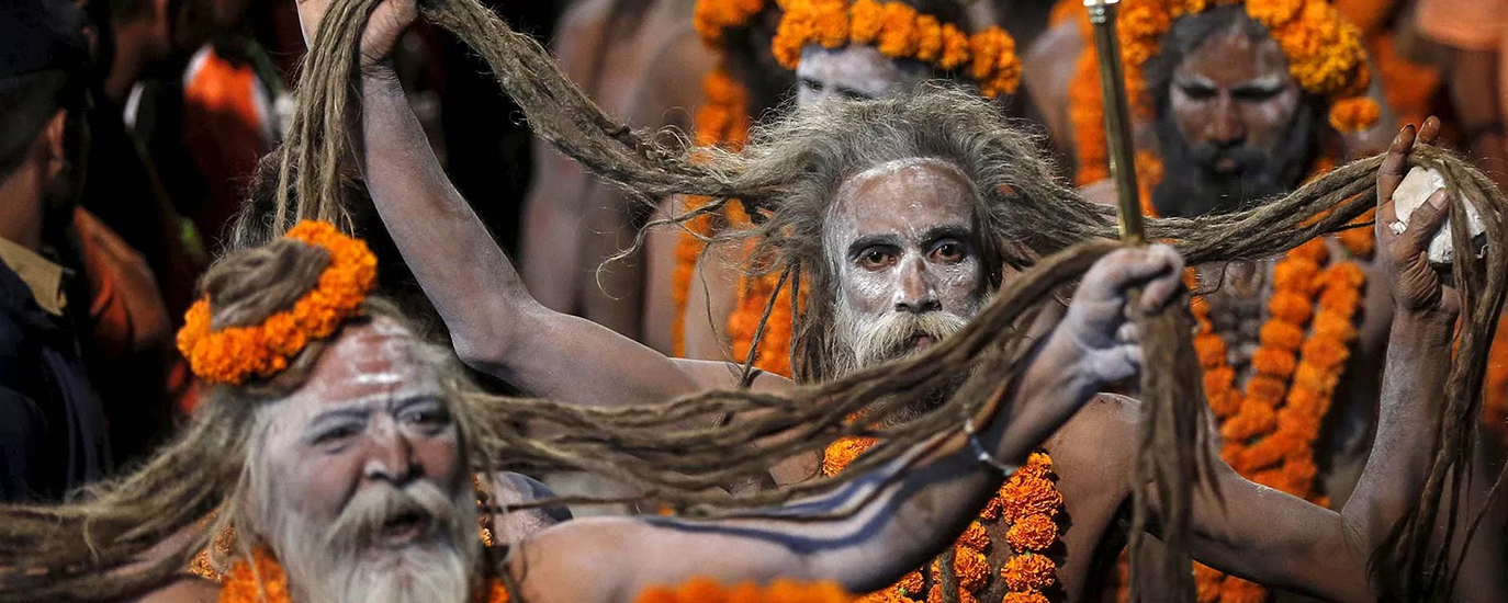 Kumbh Mela or Kumbha Mela, inscribed on the UNESCO Representative List of Intangible Cultural Heritage of Humanity